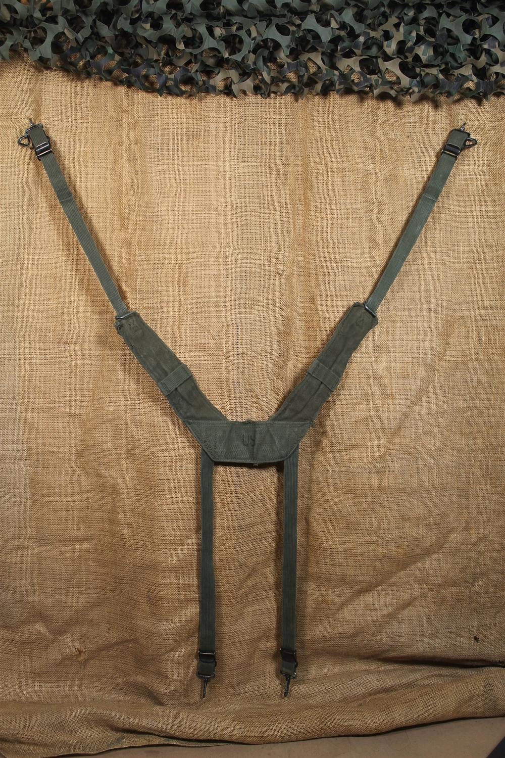 M56 Suspenders, Second Pattern, Extra Long Length