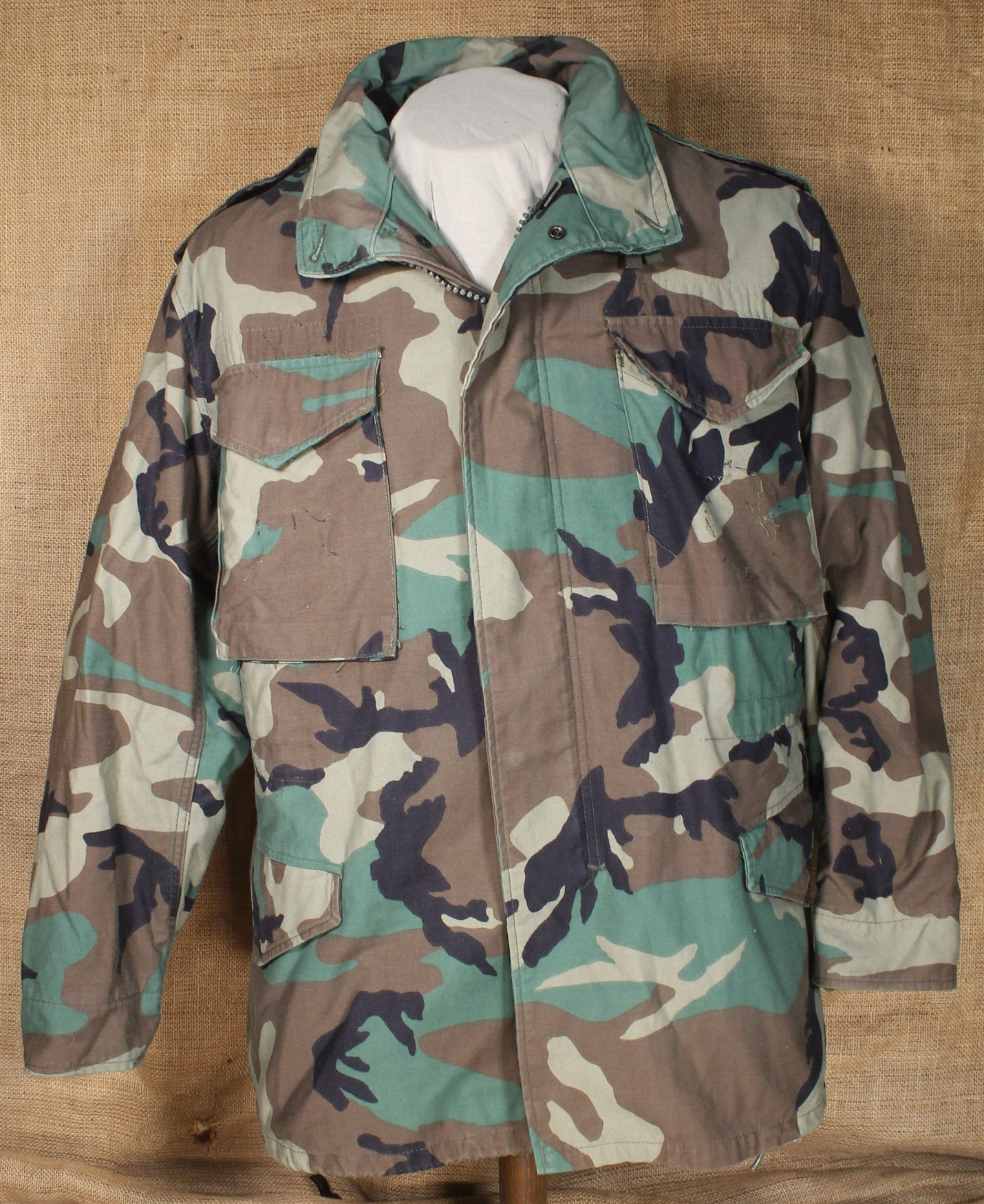 Woodland M65 Field Jacket