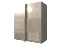 1 door blind corner WALL closet cabinet (BLIND ON LEFT)