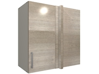 1 door blind corner WALL closet cabinet (BLIND ON RIGHT)