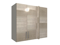 2 door blind corner WALL closet cabinet (BLIND ON RIGHT)