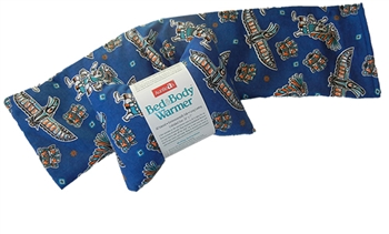 "<inline style=""font-size: 11px;"">AB-</inline>Bed&Body Warmer with Aztec-Blue Cover"