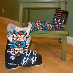 Boot Dragon boot warmers - Southwest