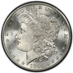1885 Morgan Silver Dollars