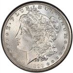 1899 Morgan Silver Dollars