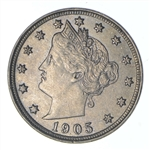 1905 Liberty Head Nickel