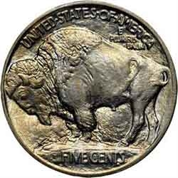 1913 Type 1 Buffalo Head Nickel Coins