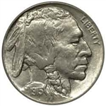 1915-D Buffalo Nickel | Indian Head Nickel Coins For Sale