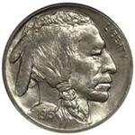 1915-P Buffalo Head Nickel Coins
