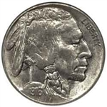 1916-S Buffalo Head Nickel Coins