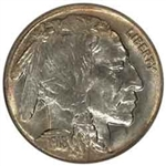 1918-D Buffalo Head Nickel Coins
