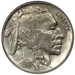 1918-P Buffalo Head Nickel Coins