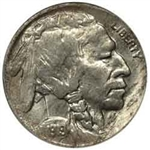 1919-D Buffalo Head Nickel Coins