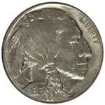 1919-S Buffalo Head Nickel Coins