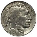 1920-S Buffalo Head Nickel Coins