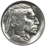 1920-P Buffalo Head Nickel Coins