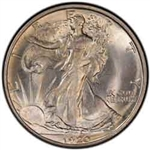 1920-P Walking Liberty Half Dollar