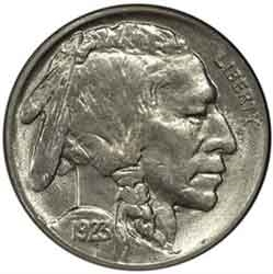 1923-S Buffalo Head Nickel Coins