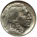 1925-S Buffalo Head Nickel Coins
