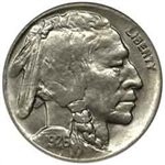 1926-D Buffalo Head Nickel Coins