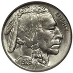1926-P Buffalo Head Nickel Coins