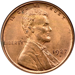 1927-D Wheat Penny