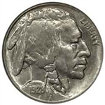1928-S Buffalo Head Nickel Coins