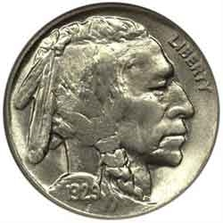 1929-P Buffalo Head Nickel Coins