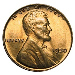1930 Wheat Penny