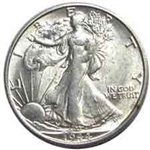 1944-P Walking Liberty Half Dollar