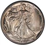 1946-P Walking Liberty Half Dollar