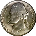 1948-S Jefferson Nickel