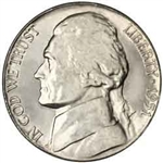 1951-S Jefferson Nickel