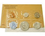 1960 Silver Proof Set Flat Pack