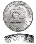 1976-P Eisenhower Dollar Type 1