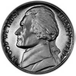 1980-D Jefferson Nickel