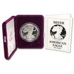 1990 Proof American Silver Eagle