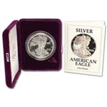 1991 Proof American Silver Eagle