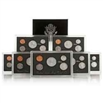 1992 - 1998 Silver Proof Set Collection