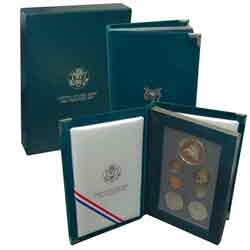 1995 US Prestige Proof Set