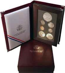 1996 US Prestige Proof Set