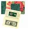 1997 Botanic Garden Coin and Currency Set