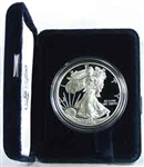 1998 Proof American Silver Eagle