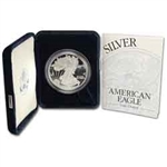 1999 Proof American SIlver Eagle