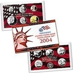 2004 Silver Proof Set