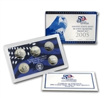 2005 State Quarter Proof Set
