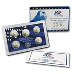 2006 State Quarter Proof Set