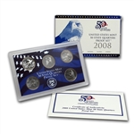 2008 State Quarter Proof Set