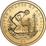2009-P Native American Dollar