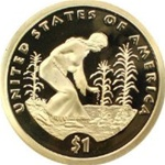 2009-S Proof Native American Dollar
